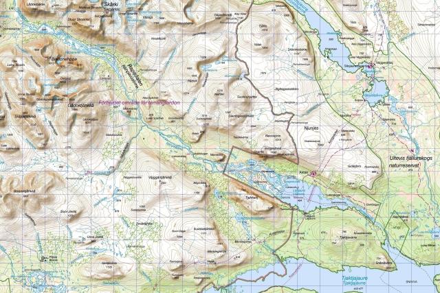 Kungsleden 2016: Die Route