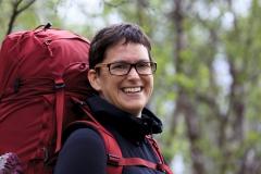 Elisabeth im Abisko Nationalpark,©Markus Proske—Canon EOS 5D Mark II, EF70-300mm f/4-5.6L IS USM, 160mm, 1/80s, Blende 5.6, ISO 200