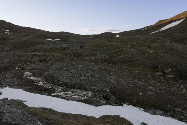 Zeltplatz kurz nach dem Tjäktjapass,©Markus Proske—Panasonic DMC-LX100, 33mm, 1/160s, Blende 5.6, ISO 200