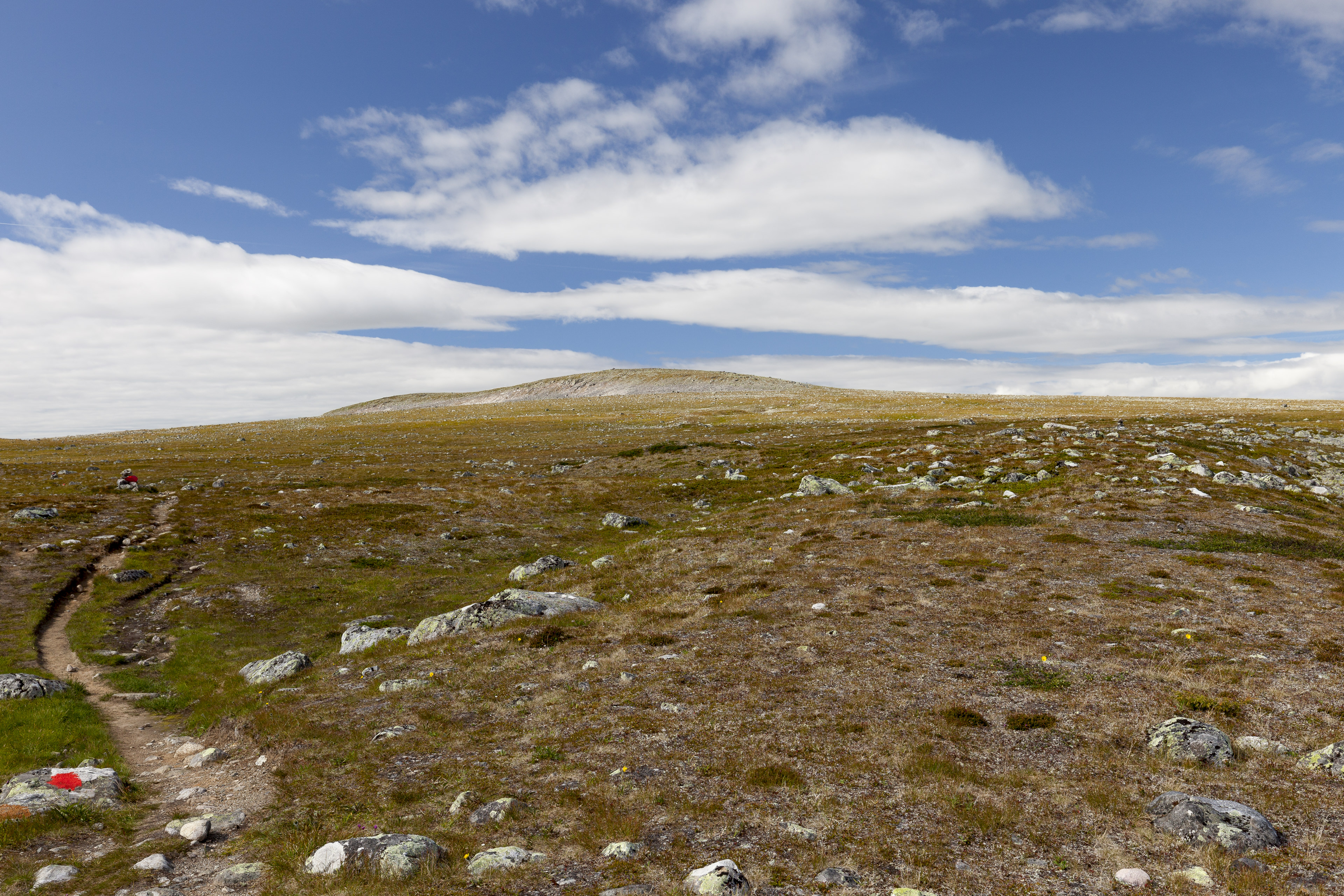 Hier verlassen wir den Kungsleden,©Markus Proske—Canon EOS 5D Mark II, EF16-35mm f/4L IS USM, 35mm, 1/100s, Blende 11, ISO 200
