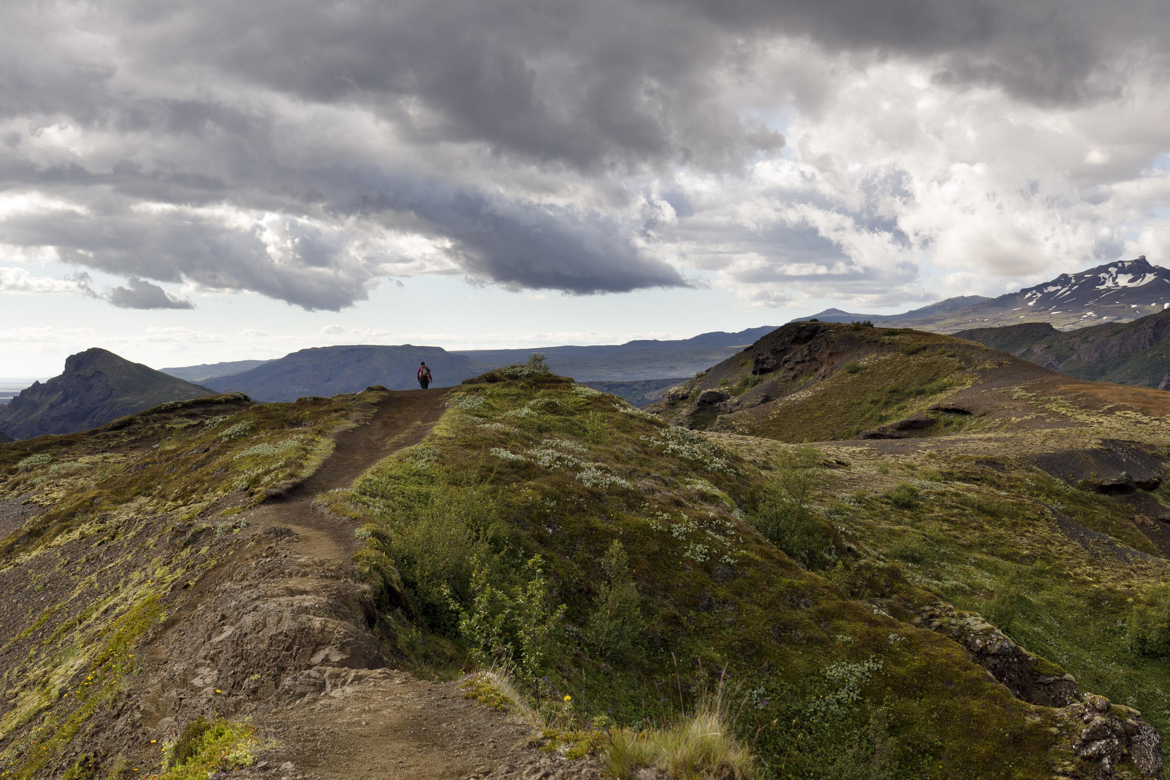 Der Weg verläuft auf dem Grat,©Markus Proske—Canon EOS 5D Mark IV, EF16-35mm f/4L IS USM, 35mm, 1/250s, Blende 8, ISO 400