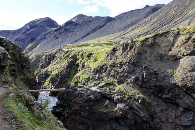 Brücke über die Fremri-Emstruá,©Markus Proske—Canon EOS 5D Mark IV, EF16-35mm f/4L IS USM, 35mm, 1/50s, Blende 8, ISO 200