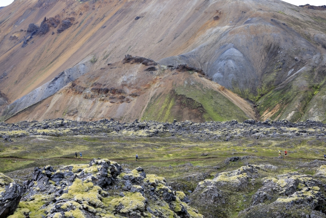 Laugavegur Marathon,©Markus Proske—Canon EOS 5D Mark IV, EF70-300mm f/4-5.6L IS USM, 70mm, 1/160s, Blende 4, ISO 100