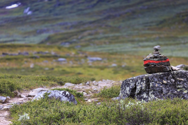Kungsleden 2016: Prolog – All In