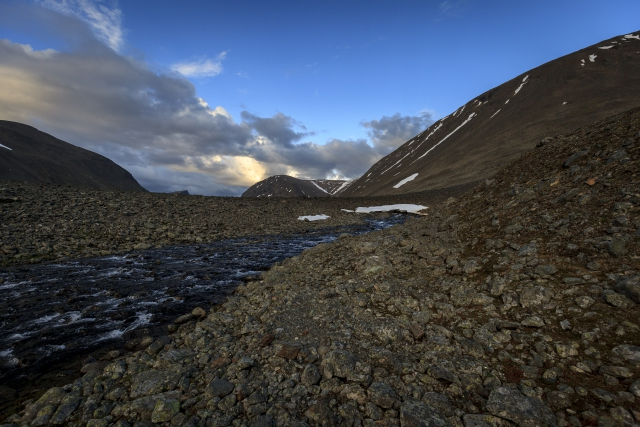 Tag 5 – Teil II: Basislager im Sinnivággi für den Aufstieg zum Kebnekaise
