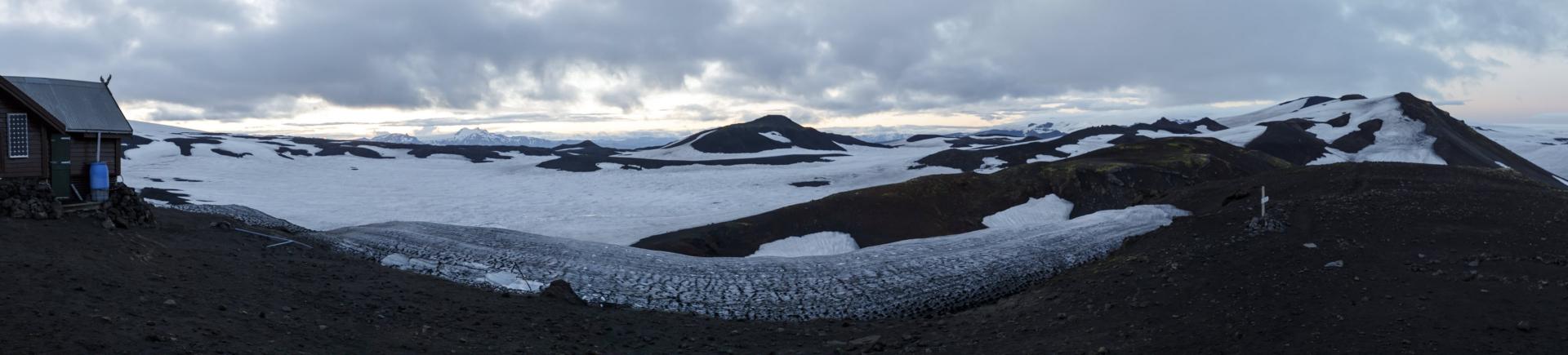 Panorama Richtung Norden
