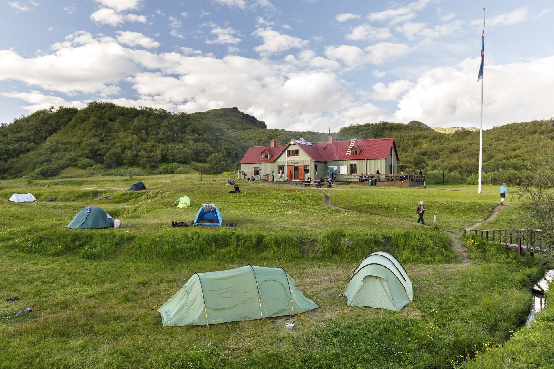 Camp Langidalur