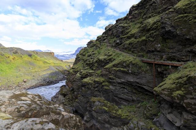 Brücke über die Fremri-Emstruá,©Markus Proske—Canon EOS 5D Mark IV, EF16-35mm f/4L IS USM, 25mm, 1/100s, Blende 8, ISO 400