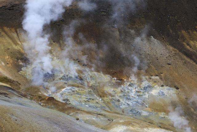 Tag 6: Álftavatn – Hrafntinnusker [11km,560HM]