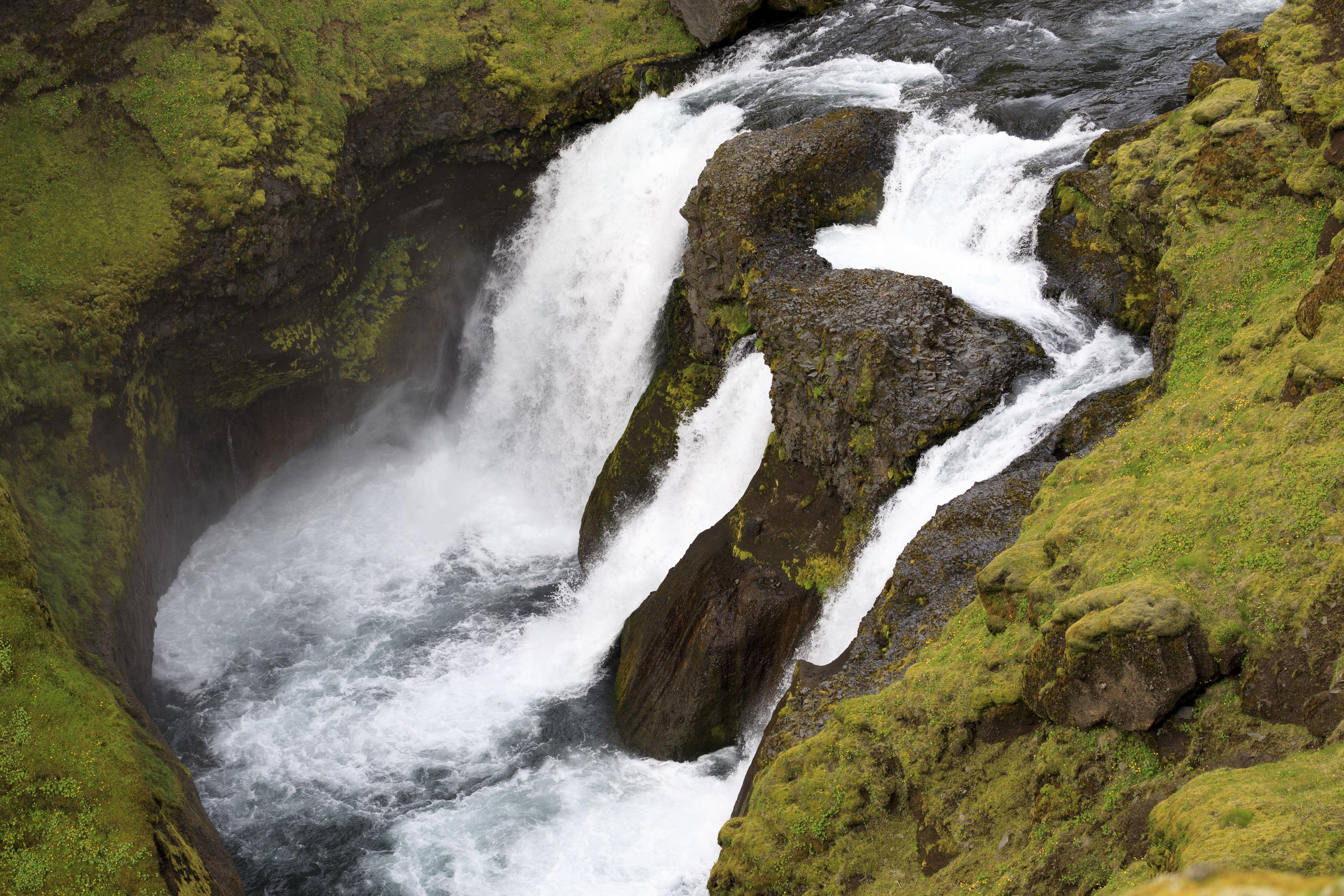 Wasserfall der Skógá,©Markus Proske—Canon EOS 5D Mark IV, EF70-300mm f/4-5.6L IS USM, 70mm, 1/250s, Blende 5.6, ISO 200