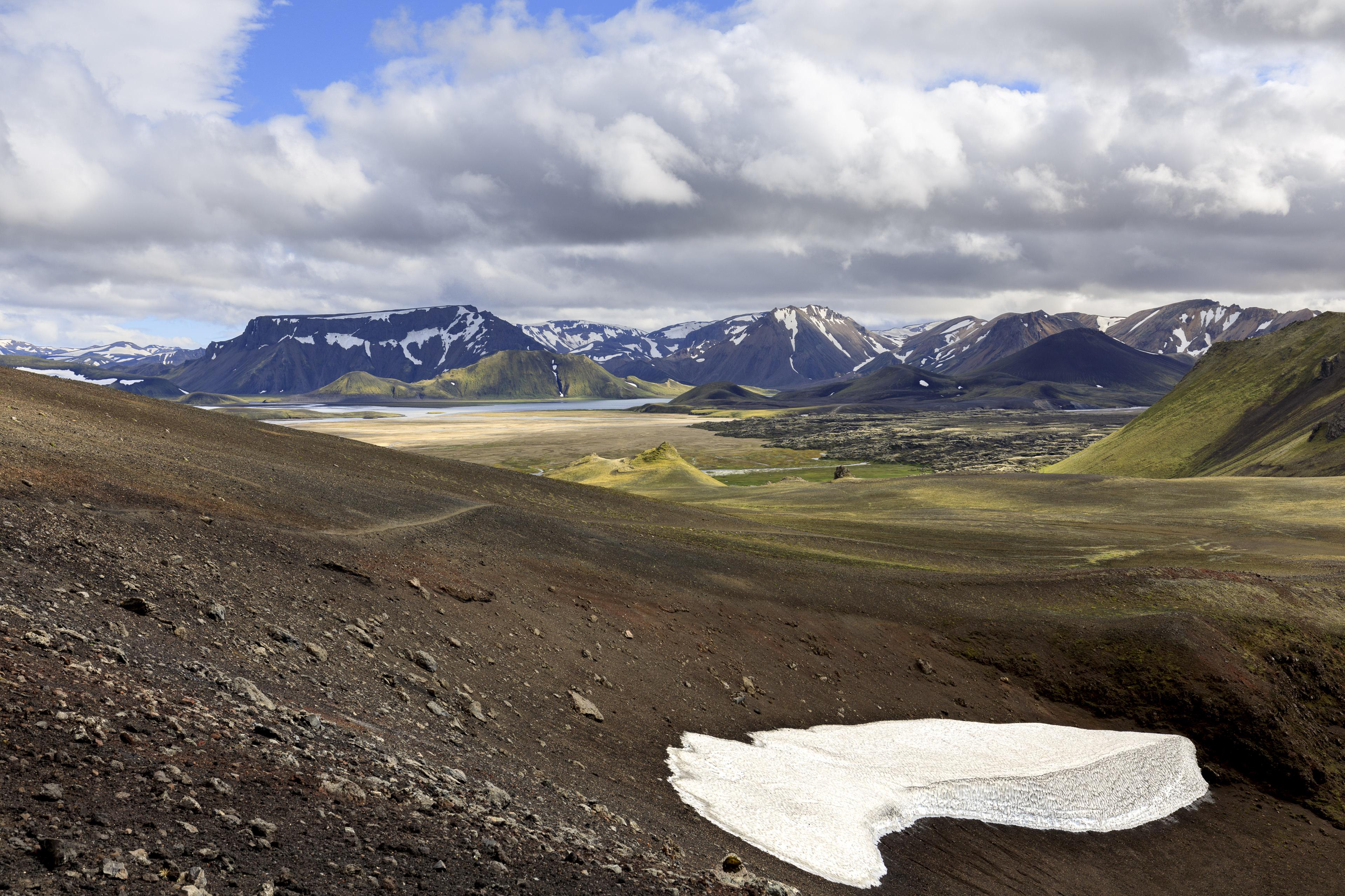 Am Rand des Norðurnámshraun zurück in Richtung Landmannalaugar,©Markus Proske—Canon EOS 5D Mark IV, EF16-35mm f/4L IS USM, 35mm, 1/320s, Blende 8, ISO 200