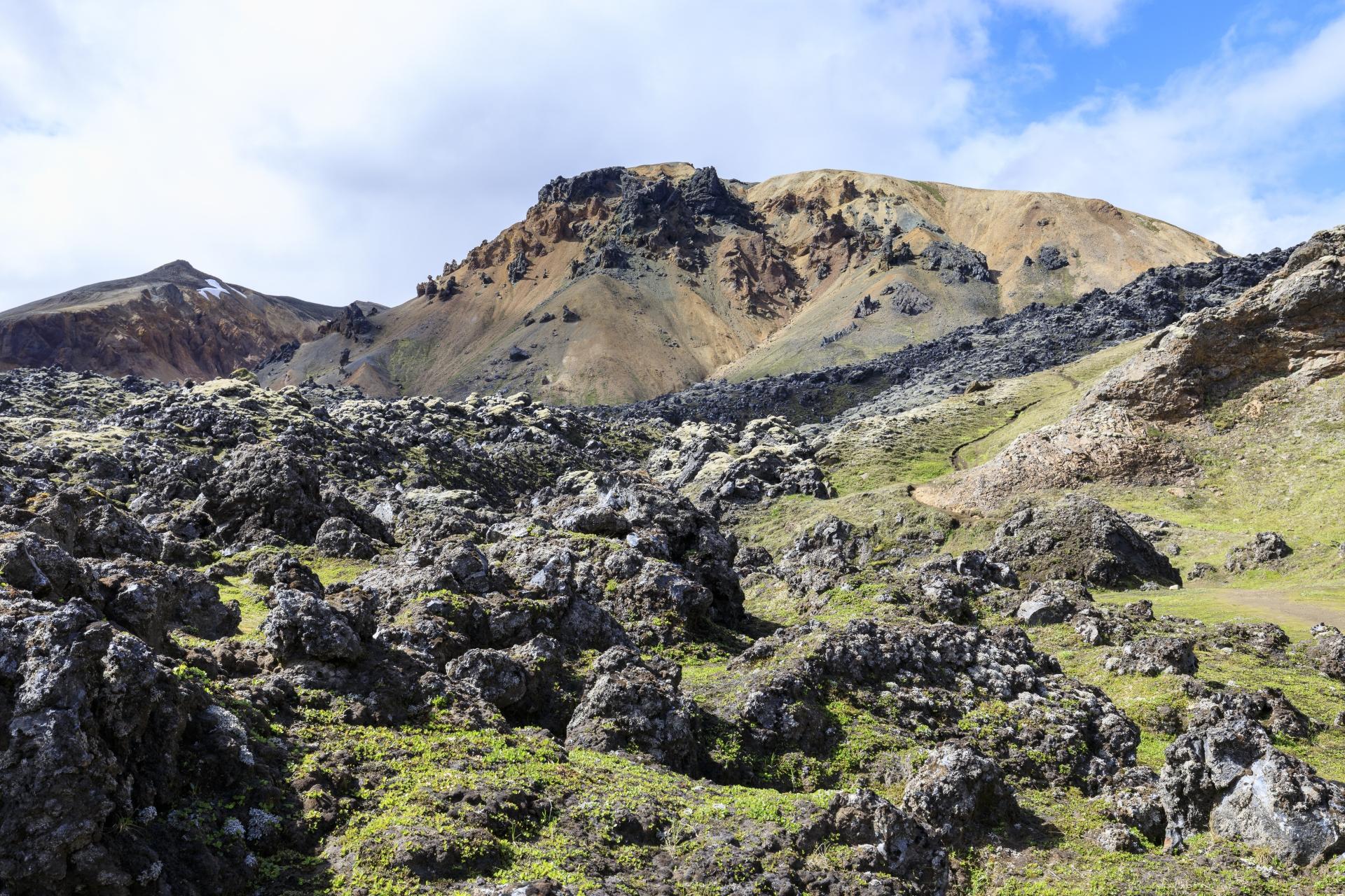Lavafeld Suðurnámshraun