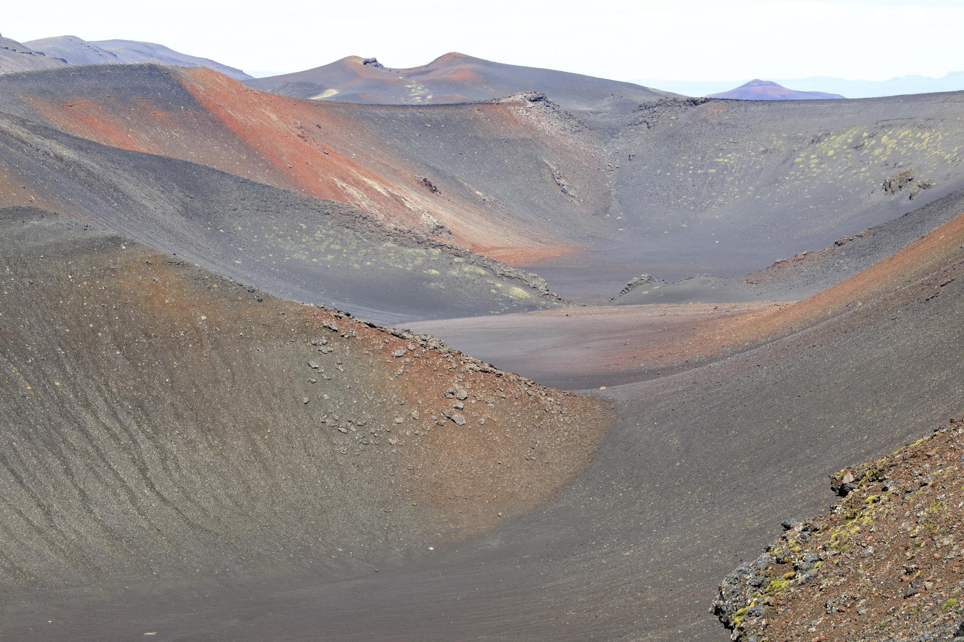Eruptionsspalte Valagjá