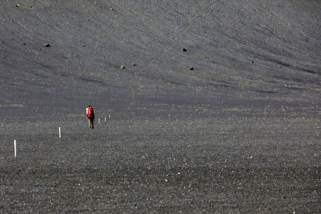 Tag 11: Hellismannaleið – Landmannahellir nach Áfangagil (22 km)