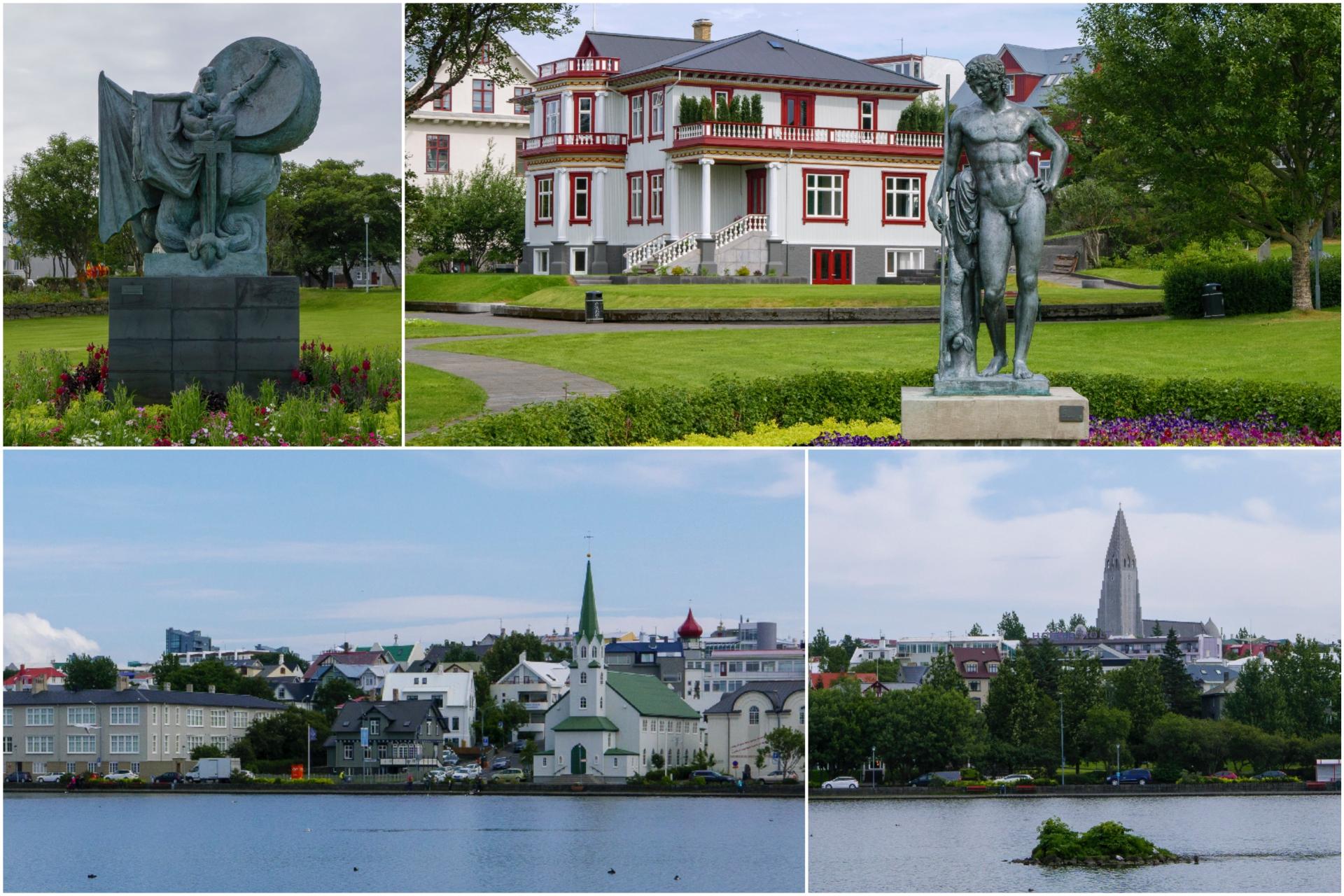 Reykjavik Hljómskálagarður