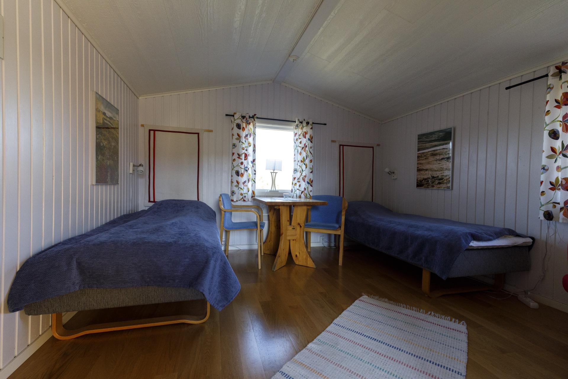 Unser eigenes Haus in Nikkaluokta