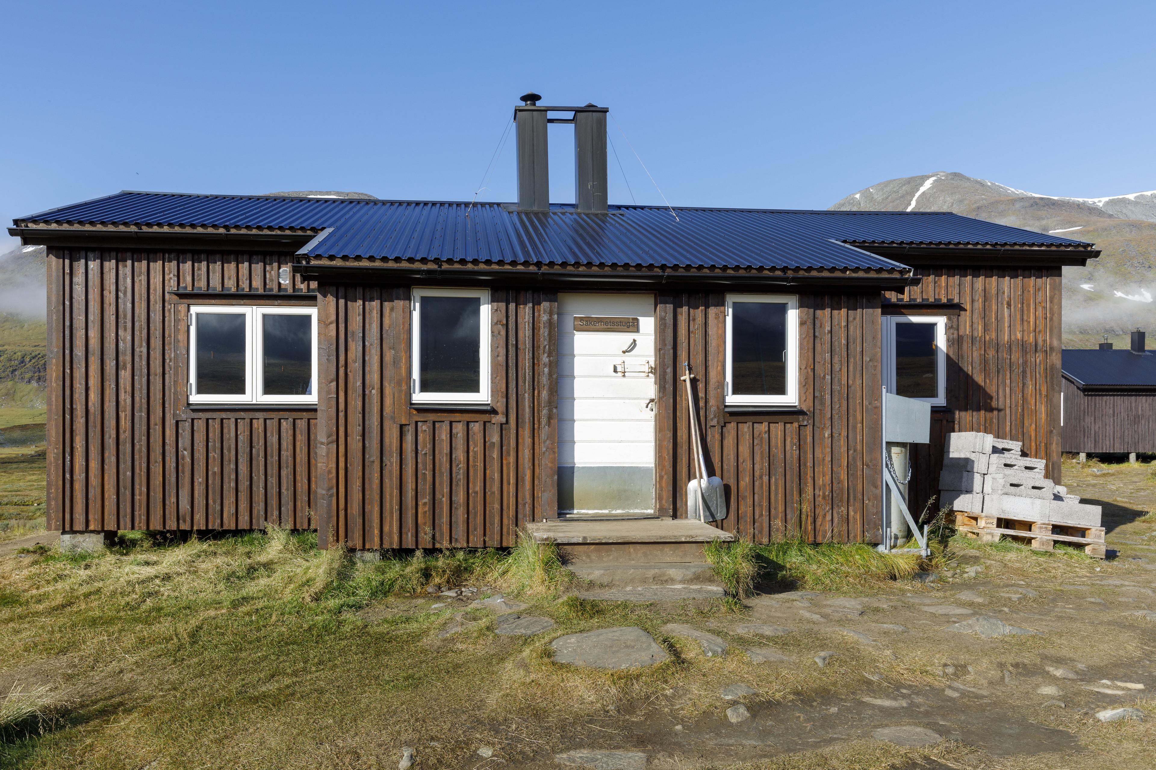 Unsere Hütte, die Säkerhetsstuga,©Markus Proske—Canon EOS 5D Mark IV, EF16-35mm f/4L IS USM, 25mm, 1/200s, Blende 11, ISO 200