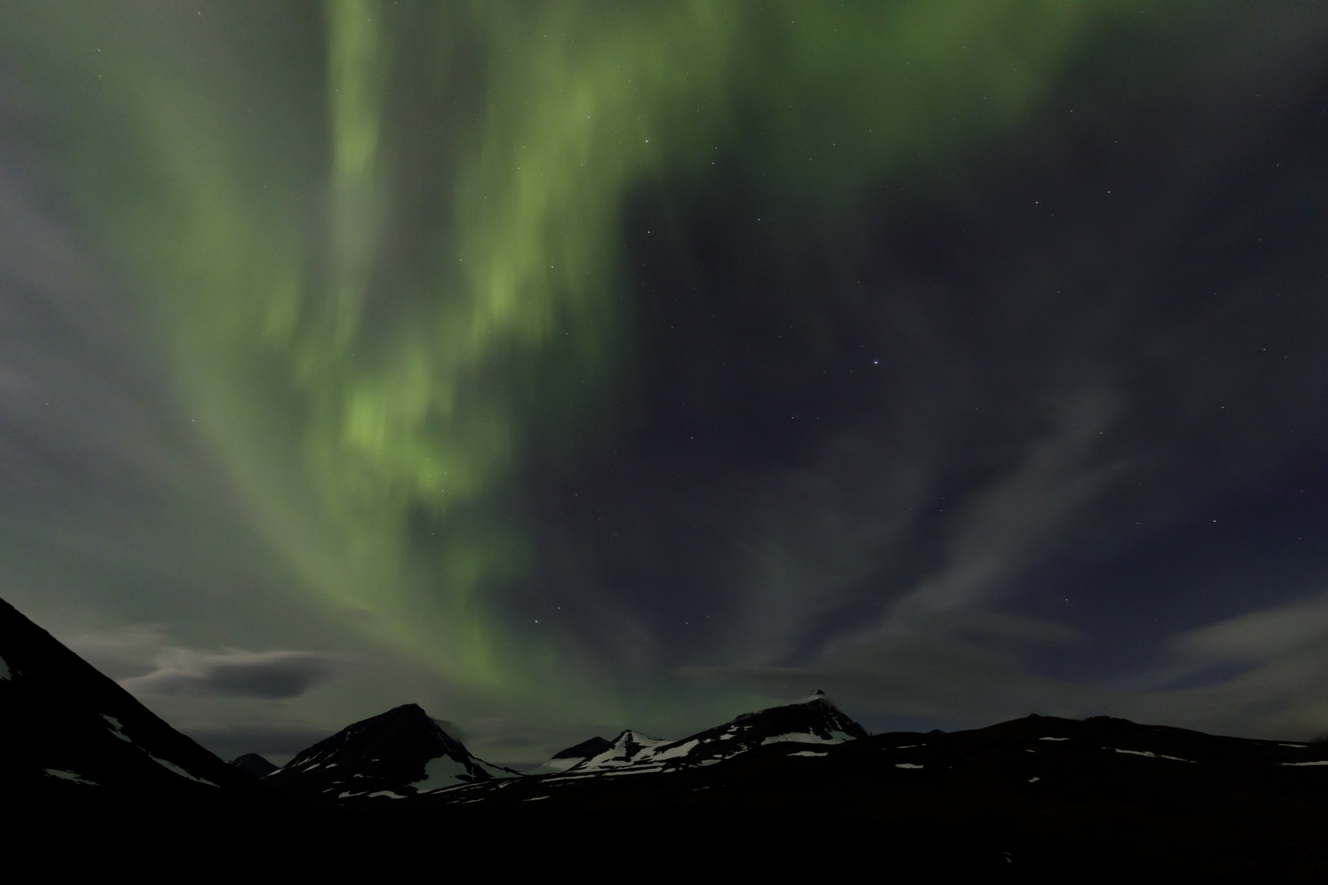 Aurea Borealis / Northern Lights / Nordlicht