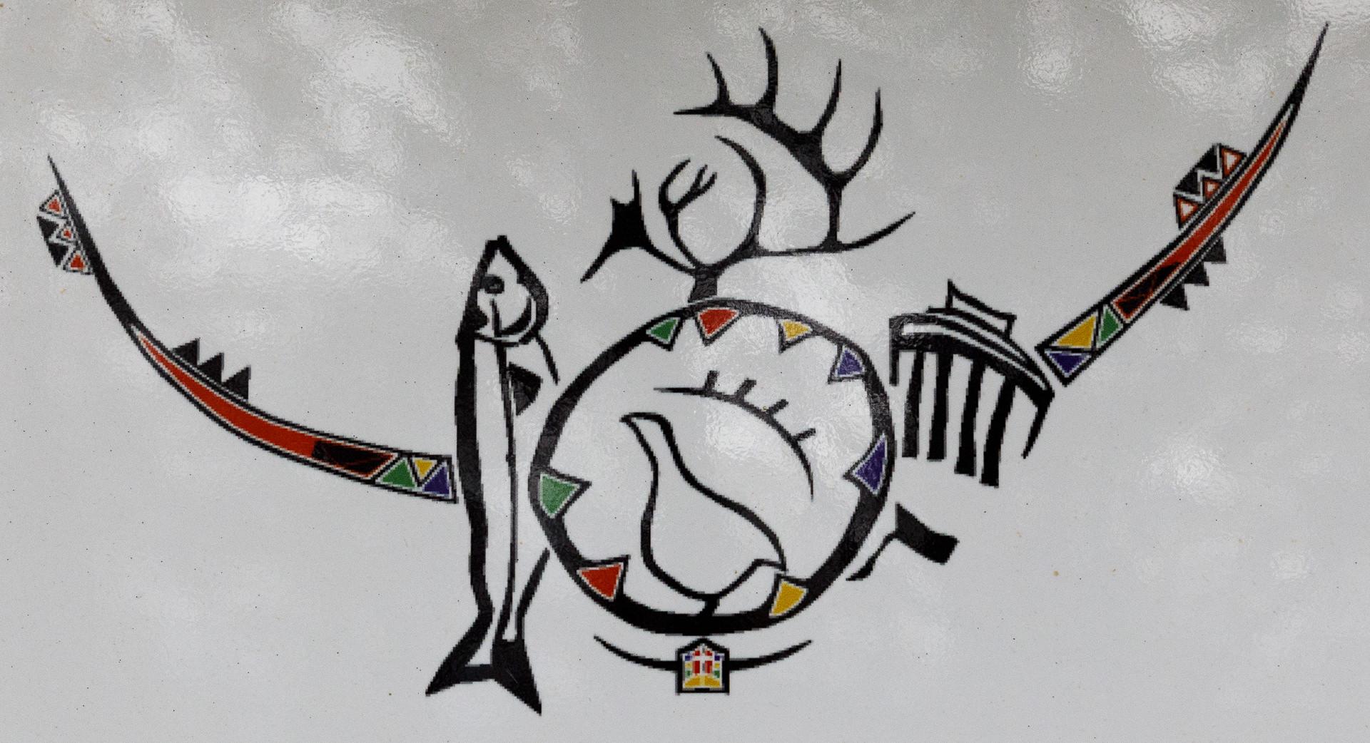 Logo des Gränsleden