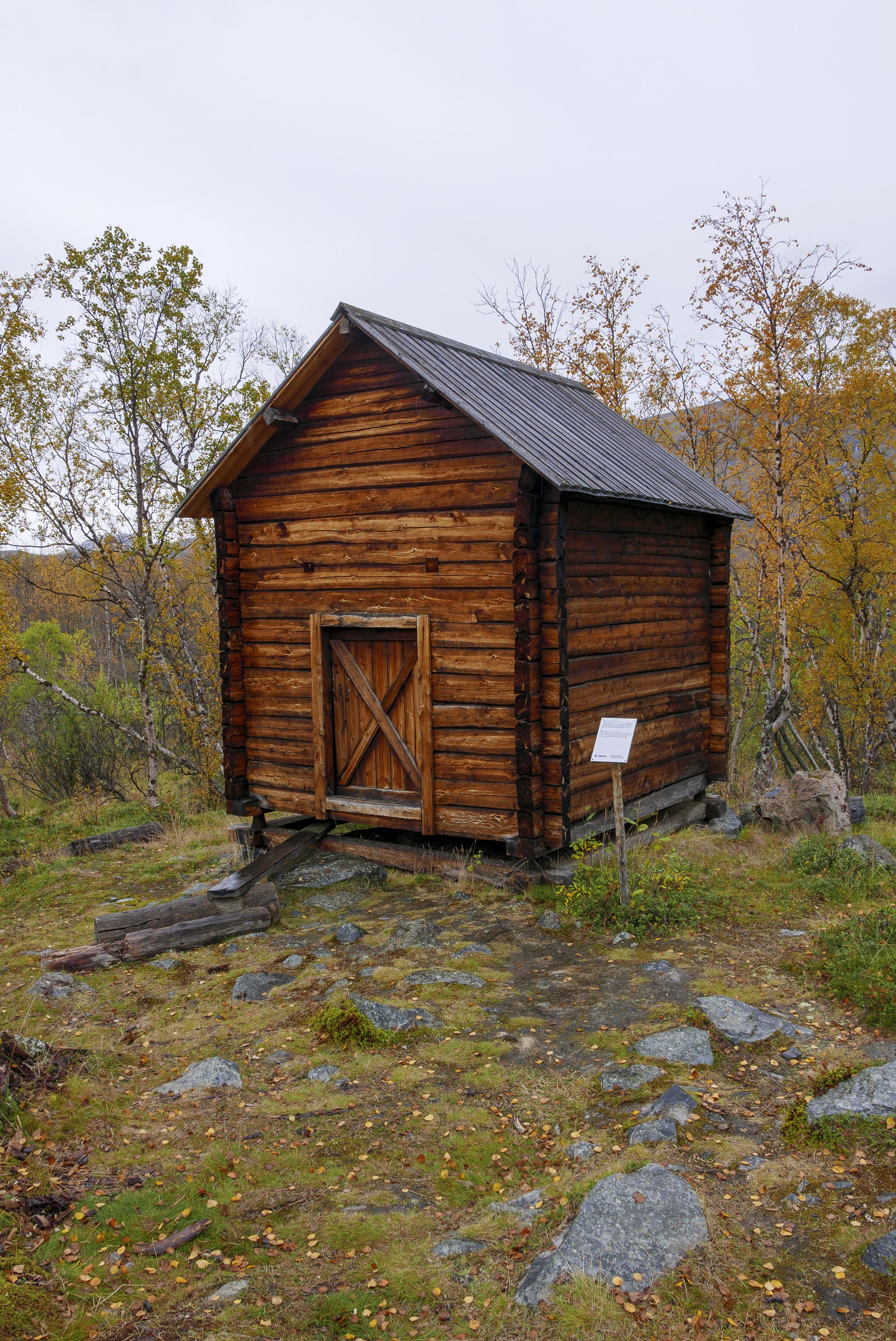 Sami Camp / Abisko,©Markus Proske—Panasonic DMC-LX100, 30mm, 1/100s, Blende 5.6, ISO 200
