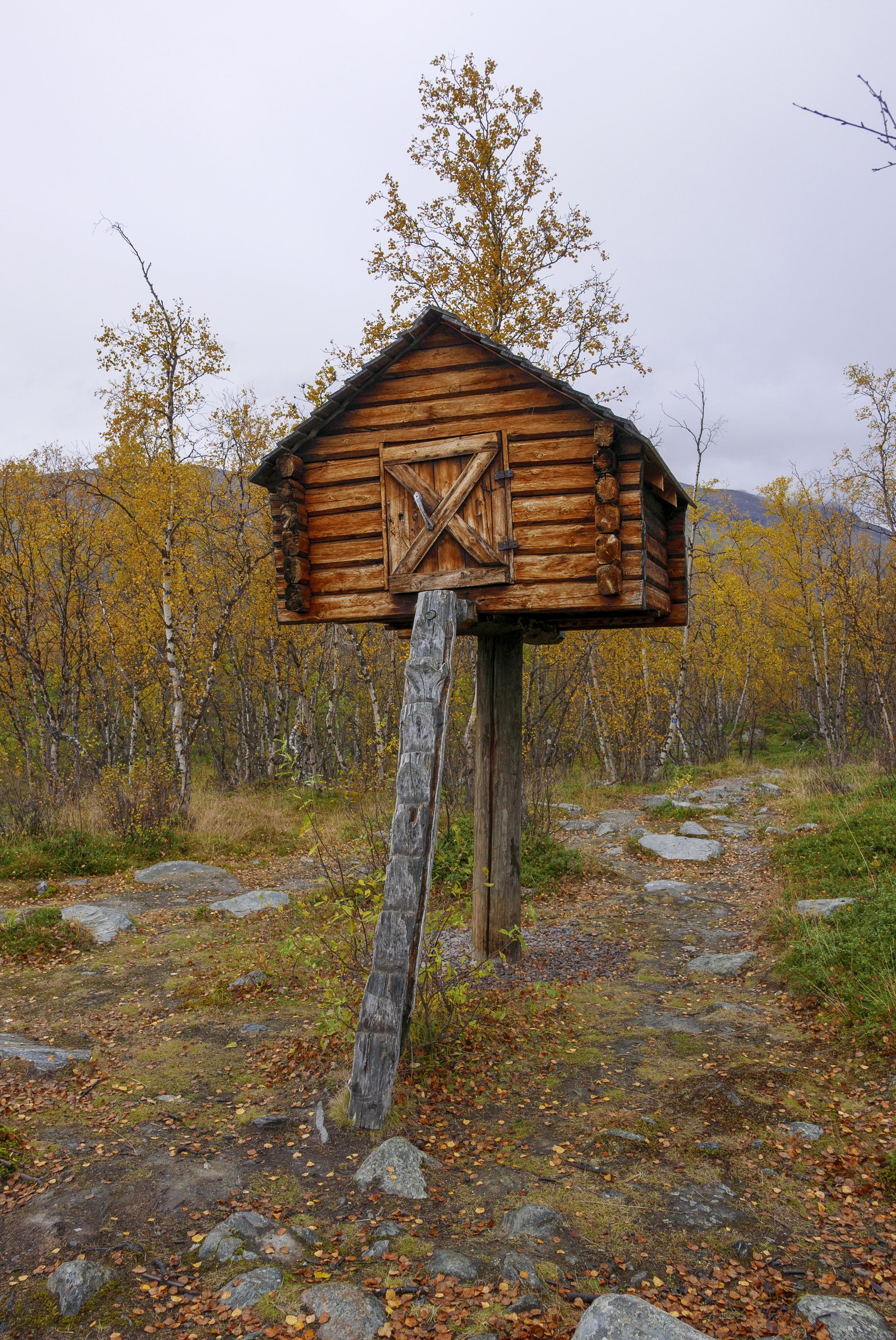 Sami Camp / Abisko,©Markus Proske—Panasonic DMC-LX100, 30mm, 1/160s, Blende 5.6, ISO 200