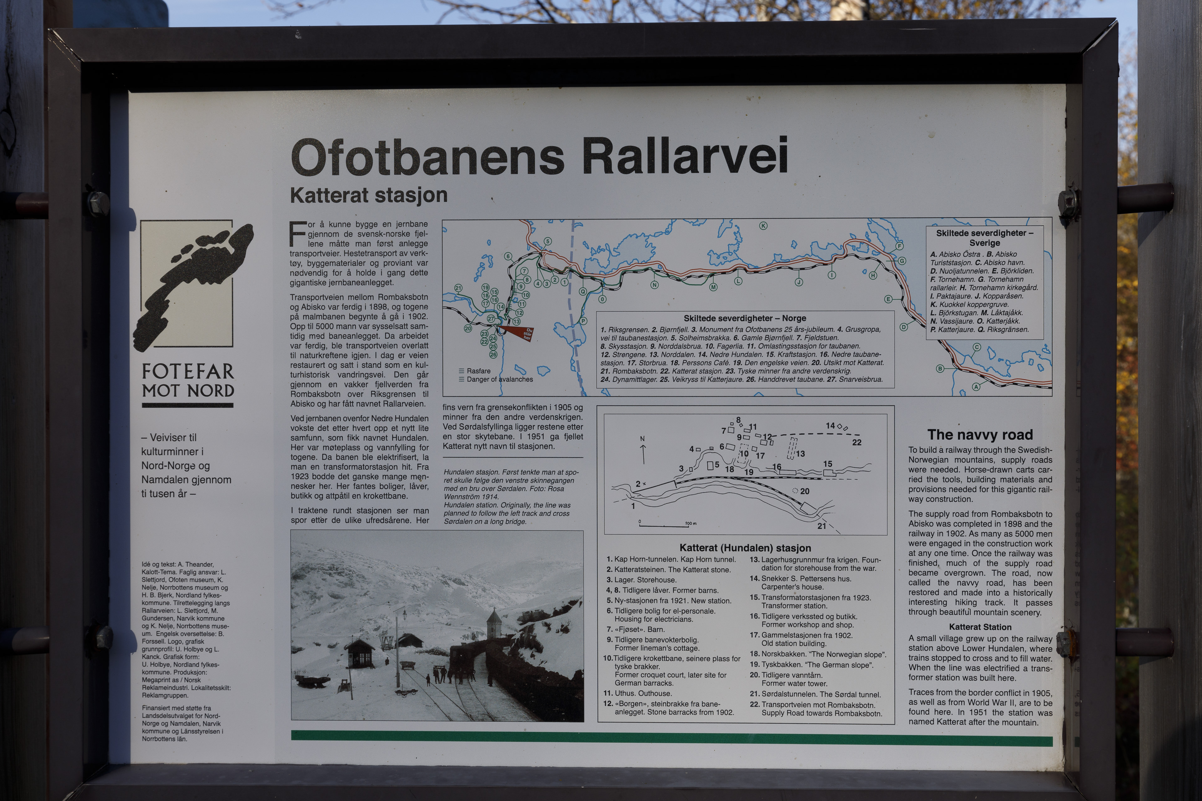 Rallarvei (Ofotbanen),©Markus Proske—Canon EOS 5D Mark IV, EF16-35mm f/4L IS USM, 35mm, 1/160s, Blende 11, ISO 100